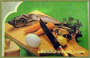 Котлеты из рыбного фарша