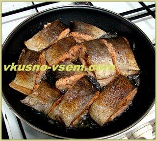 Рыба в сметане