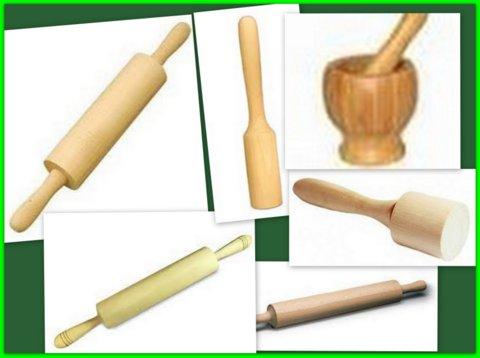 Изделия из дерева для кухни