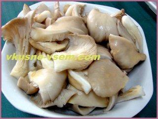 Cолянка из капусты с грибами