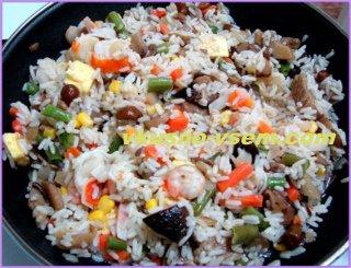 Как можно приготовить рис