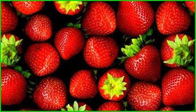 Сладкие блюда из ягод и фруктов