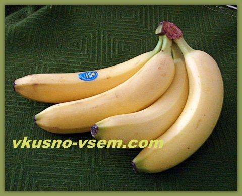 Ева додо – блюдо из бананов