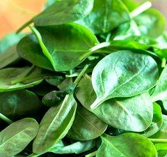 Фрикадельки со шпинатом