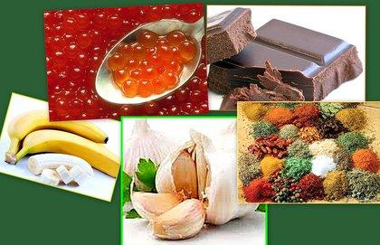 Какая еда является афродизиаком - перечень продуктов, которые являются афродизиаками. Что стоит употреблять перед свиданием?