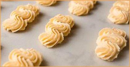 Ванильное печенье по-венски