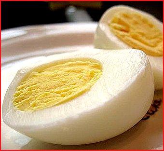 Блюдо из куриных яиц