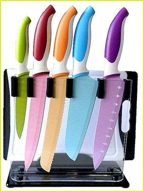 Керамические кухонные ножи