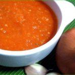 Острый томатный кетчуп