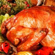 Вкусные блюда из индейки на Новый год