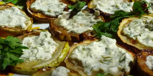 Простой рецепт вкусного приготовления кабачков